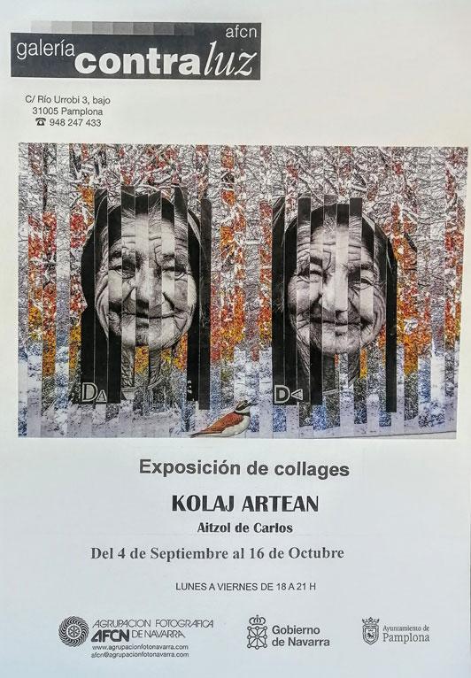 Exposicion de collages
